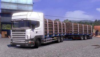 Scania 4 v3.0 для Euro Truck Simulator 2