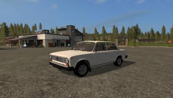 ВАЗ-21011 для Farming Simulator 2017