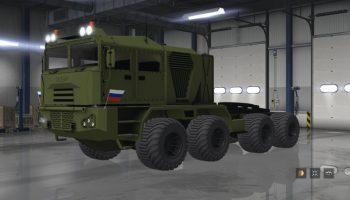 МЗКТ 742910 VOLAT V3.0 для Euro Truck Simulator 2