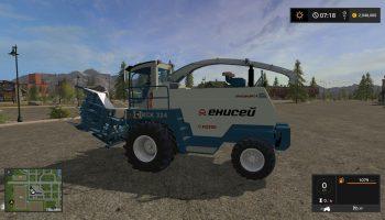 Енисей КСК 324 для Farming Simulator 2017