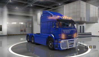 КамАЗ 6460 HD V2.0 для Euro Truck Simulator 2