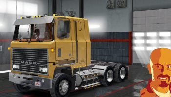 Mack Ultraliner [1.28.x] для American Truck Simulator