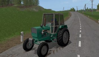 ЮМЗ 6КЛ v 1.3 для Farming Simulator 2017