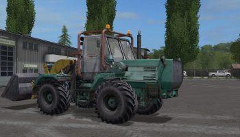 Мод на трактор T-150K для Farming Simulator 2017