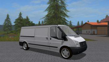 Lizard Rumbler Van для Farming Simulator 2017