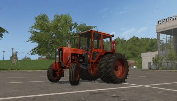 МТЗ 80 и 82 для Farming Simulator 2017