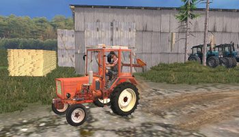 Т-25 для Farming Simulator 2017