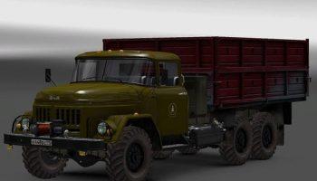 ЗИЛ 130-131-133 для Euro Truck Simulator 2
