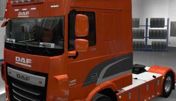 DAF XF E6 для Euro Truck Simulator 2