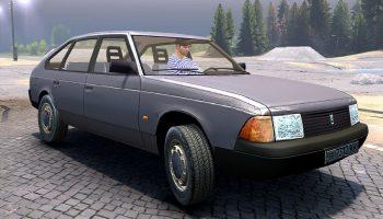 АЗЛК-2141 «Москвич» для Spin Tires
