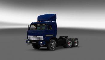 КамАЗ 5410 v2.0 для Euro Truck Simulator 2
