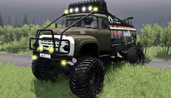Зил-130 «SRT» для Spin Tires
