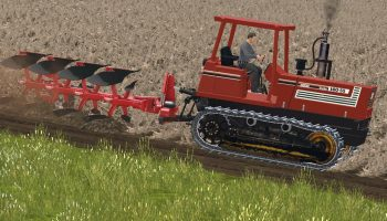 Fiatagri 160-55 для Farming Simulator 2017
