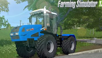 ХТЗ 17221-09 для Farming Simulator 2017