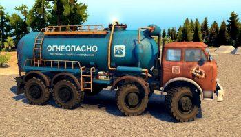 МАЗ 504RS «Святогор» для Spin Tires