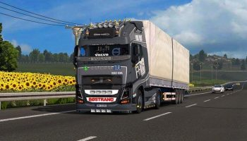 Volvo FH 2013 для Euro Truck Simulator 2