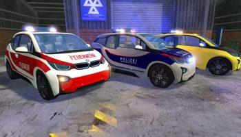 BMW I3 v 1.0 Multicolor для Farming Simulator 2017