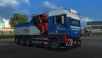 MAN TGX 2010 V4.4 для Euro Truck Simulator 2