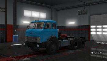 МАЗ 515В/504В для Euro Truck Simulator 2