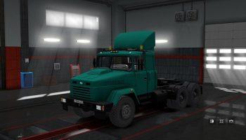 КРАЗ-6446/64431 для Euro Truck Simulator 2