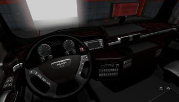 Сборка интерьеров для Euro Truck Simulator 2