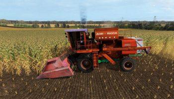 Дон-1500Б для Farming Simulator 2017