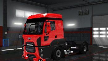 Ford Cargo 2842 для Euro Truck Simulator 2