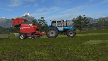 Imballatrice Feraboli 265 для Farming Simulator 2017