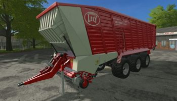 Lely Tigo XR 100D v 1.0 для Farming Simulator 2017