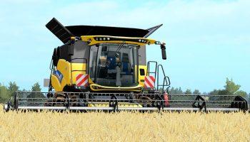 New Holland CR9.90 для Farming Simulator 2017