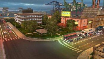 Реалистичные светофоры для Euro Truck Simulator 2