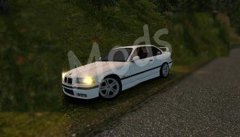 BMW E36 версия 1.0 для Euro Truck Simulator 2