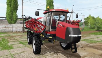 Case IH Patriot 4440 для Farming Simulator 2017