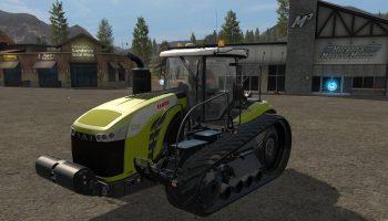 CLAAS MT800E для Farming Simulator 2017