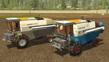 Fortschritt E516 для Farming Simulator 2017