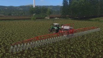 Holder In 250 Sprayer для Farming Simulator 2017