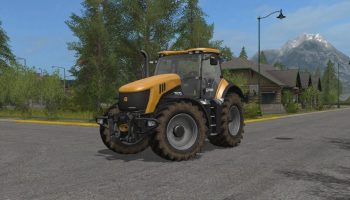 Jcb Fastrac 7000 для Farming Simulator 2017