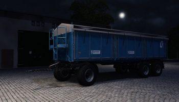 Kroger Agroliner hkd 402 для Farming Simulator 2017