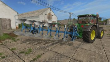 Lemken Juwel 8 V 0.51 Beta для Farming Simulator 2017
