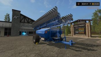 Lemken Solitair 12 Potato Planter V1.0.0.1 для Farming Simulator 2017
