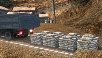 Пак грузов для BDF для Euro Truck Simulator 2