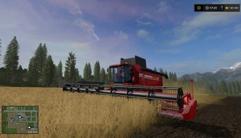 Палессе GS 16 для Farming Simulator 2017