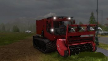 Prinoth для Farming Simulator 2017