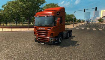 SCANIA G V1.5 для Euro Truck Simulator 2