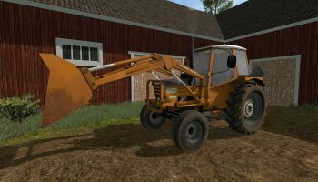 Valmet 502 и 602 для Farming Simulator 2017