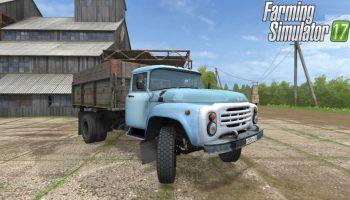 Зил 130 для Farming Simulator 2017