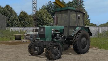 ЮМЗ 8240 для Farming Simulator 2017