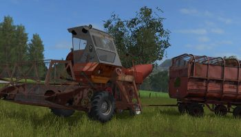 СК-5 Ветерок пак для Farming Simulator 2017