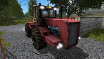 Kirovets K-710 V1.0 для Farming Simulator 2017