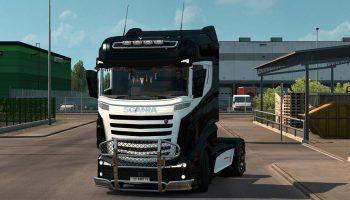 Scania Concept для Euro Truck Simulator 2
